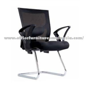 Office Visitor Guest Netting Chair ZD513D sofa hotel salon office clinic colleage selangor kuala lumpur shah alam