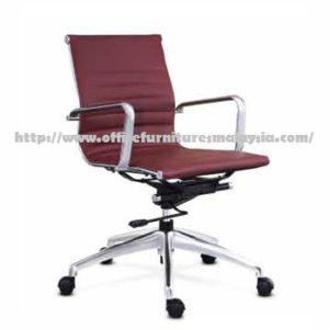 Executive LowBack Chair ZD519C sofa hotel salon office clinic colleage selangor kuala lumpur shah alam