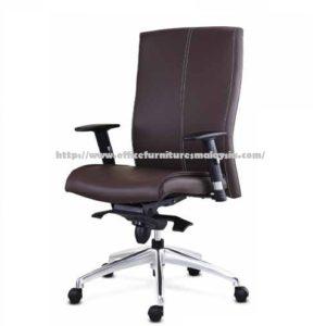 Executive-Manager Chair MediumBack ZD518A sofa hotel salon office clinic colleage selangor kuala lumpur shah alam