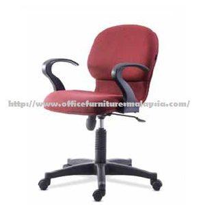 Office Task Operator Chair ZD6119 sofa hotel salon office clinic colleage selangor kuala lumpur shah alam
