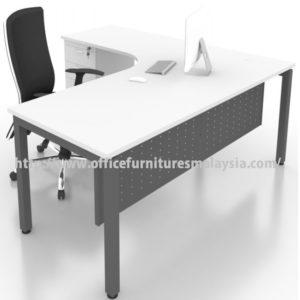 Modern L Shape Executive Desk furniture malaysia klang valley kuala lumpur shah alam1