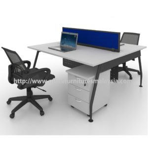 Modern Office Partition Team Workstation Table Set OFMQA1870 selangor kuala lumpur petaling jaya shah alam klang valley ampang5