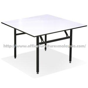 2.5ft Square Folding Banquet Table cheap price furnitures malaysia kuala lumpur selangor shah alam petaling jaya klang valley mont kiara cheras2