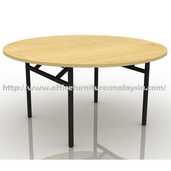 4ft round folding banquet table office furnitures for Cheap modern furniture kuala lumpur