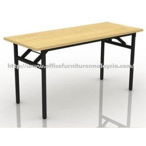5ft Office Folding Banquet Table cheap price furnitures malaysia kuala lumpur selangor shah alam petaling jaya klang valley mont kiara cheras