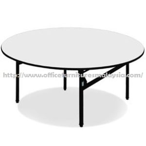 5ft Round Folding Banquet Table cheap price furnitures malaysia kuala lumpur selangor shah alam petaling jaya klang valley mont kiara cheras2