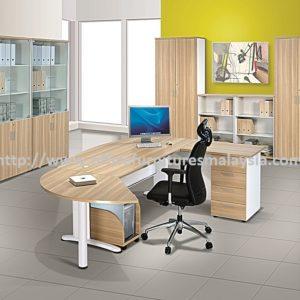 Office Director Table-Desk Set OFMB180A furniture malaysia selangor kuala lumpur2