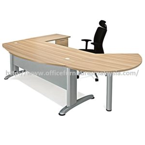Office Director Table-Desk Set OFMB180A furniture malaysia selangor kuala lumpur3