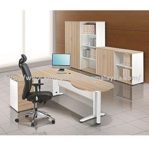 Office Executive Table-Desk Set OFMB44 furniture malaysia selangor kuala lumpur2