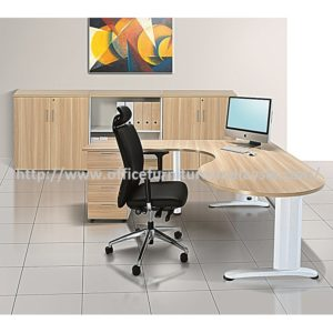 Office Manager Table-Desk Set OFMB66 furniture malaysia selangor kuala lumpur3