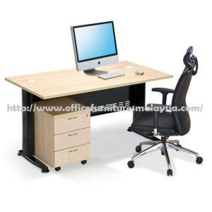 4ft Office Executive Writing Table Set Price Malaysia selangor kuala lumpur petaling jaya klang valley shah alam damansara puchong balakong cheras mont kiara1