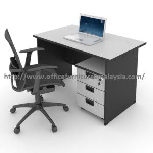 Office Budget Table with Mobile Pedestal OFAT1270 Selangor klang valley shah alam puchong petaling jaya kuala lumpur