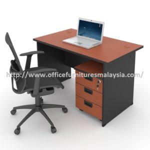 Office Budget Table with Mobile Pedestal OFAT1270 Selangor klang valley shah alam puchong petaling jaya kuala lumpur1