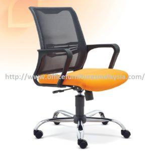 Simple Executive Office Chair OFM2721H furniture malaysia selangor klang valley
