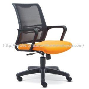 Simple Executive Office Mesh Chair OFME2722H furniture malaysia selangor klang valley shah alam petaling jaya kuala lumpur
