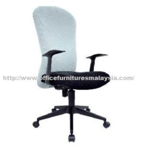 High Back Office Chair Squama SQ01 office furniture shop malaysia selangor klang purajaya