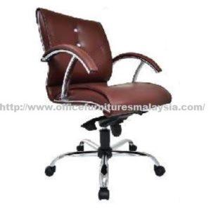 Low Back Office Chair Diamonia DM03 office furniture online shop malaysia selangor shah alam