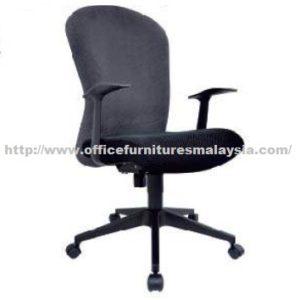 Low Back Office Chair Squama SQ03 office furniture shop malaysia selangor klang batu caves bangi