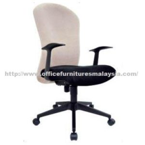 Medium Back Office Chair Squama SQ02 office furniture shop malaysia selangor klang batu caves
