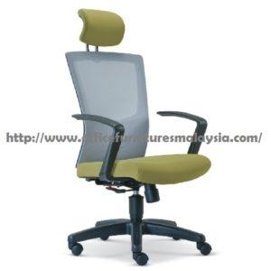 Presidential Mesh Chair OFME2685H furniture malaysia cyberjaya Putrajaya klang valley shah alam petaling jaya kuala lumpur1