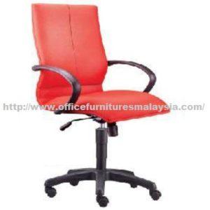 Adjustable Curve Low Back BC652 office furniture shop malaysia lembah klang selangor damansara Sunway
