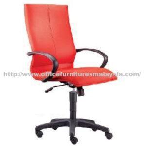 Adjustable Curve Medium Back BC651 office furniture shop malaysia lembah klang selangor damansara Sunway