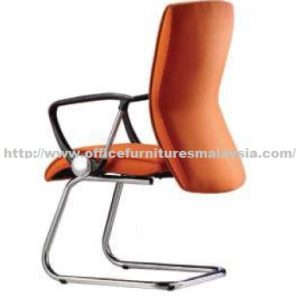 Arm Chair Cover Visitor EX96 office furniture shop malaysia selangor Gombak usj Shah Alam