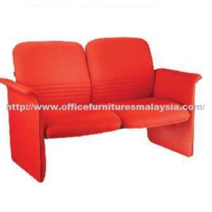 Classic Arm Rest Double Seater BC6202 office funiture online shop malaysia selangor subang sunway batu cave