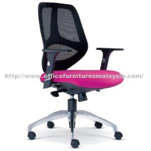 Designer Executive Lowback Chair OFME2662H office furniture online shop malaysia selangor klang bangi setia alam USJ Mont Kiara Sungai Besi
