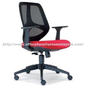 Designer Executive Lowback OFME2666H office furniture online shop malaysia selangor klang bangi setia alam USJ Mont Kiara shah alam