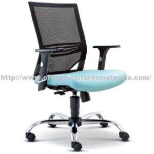Executive Mesh Lowback Chair OFME2612H office furniture online shop malaysia selangor seri kembangan rawang ampang