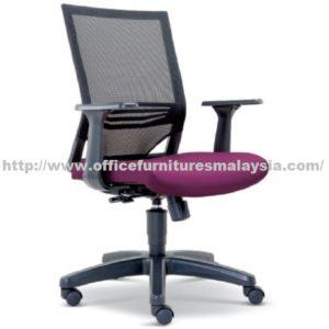 Executive Mesh Lowback Chair OFME2614H office furniture online shop malaysia selangor seri kembangan rawang ampang
