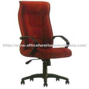 Highback Executive Fabric Chair BC940 office furniture shop malaysia selangor klang batu caves bangi