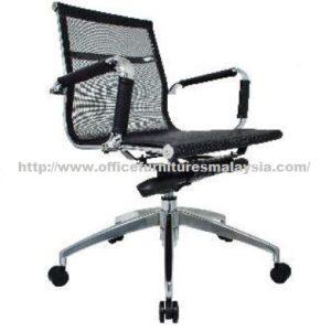 Low Back Manager Office Chair Prisma PA02 office furniture shop malaysia selangor Gombak Kuala Lumpur