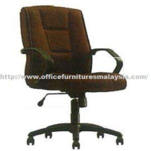 Lowback Executive Fabric Chair BC942 office furniture shop malaysia lembah klang selangor damansara Sunway