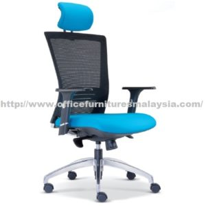 Luxury Mesh Back Executive Chair OFME2651H office furniture online shop malaysia selangor klang bangi setia alam Kuala Lumpur Sungai Buloh kajang