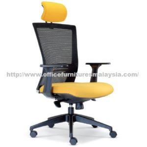Luxury Mesh Executive Highback OFME2655H office furniture online shop malaysia selangor klang bangi setia alam Kuala Lumpur Sungai Buloh kajang