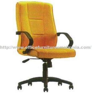 Mediumback Executive Fabric Chair BC941 office furniture shop malaysia selangor klang batu caves bangi