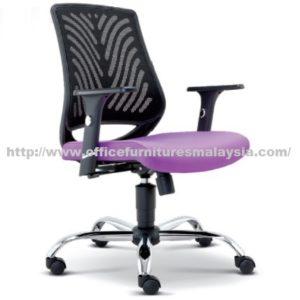 Mesh Manager LowBack Chair OFME2622H office furniture online shop malaysia selangor klang bangi puchong Mont Kiara batu cave sunway