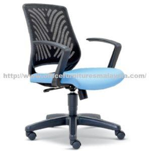 Mesh Manager LowBack Chair OFME2623H office furniture online shop malaysia selangor klang bangi puchong Mont Kiara batu cave sunway