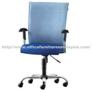 Office Executive Low Back Chair EX86 office furniture shop malaysia lembah klang selangor batu cave subang jaya shah alam petaling jaya