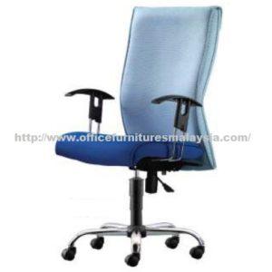 Office Executive Medium Back Chair EX87 office furniture online shop malaysia selangor klang putrajaya