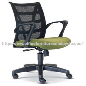 Presidential CEO Mesh Lowback OFME2676H office furniture online shop malaysia selangor klang bangi setia alam shah alam kota kemuning bangsar