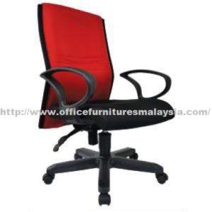 Simple Low Back Manager Chair BC902 office furniture online shop malaysia selangor klang bangi shah alam putrajaya