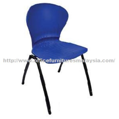 Training Chair Curve Standard Quality School Chair Malaysia