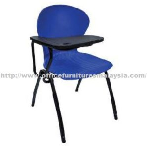 Training Chair Curve With Writting Board BC660TB3 office furniture online shop malaysia selangor klang putrajaya