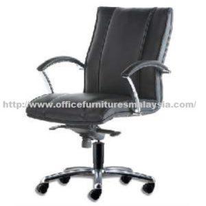 Trendy Low Back Office Chair LT187 office furniture shop malaysia selangor Gombak bango Subang