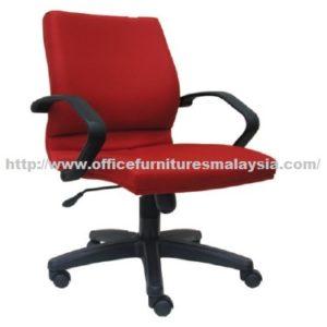 Budget Office Chair Lowback OFME172H office furniture online shop malaysia selangor sabak bernam kepong seri kembangan sunway mont kiara shah alam