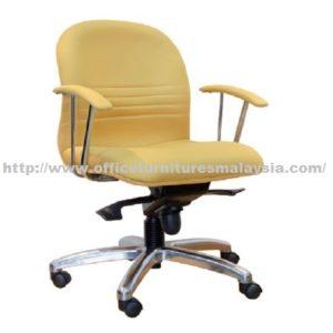 Budget Office Chair Lowback OFME6003H office furniture online shop malaysia selangor balakong seri kembangan rawang ampang cheras puchong setia alam