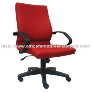 Budget Office Chair Mediumback OFME171H office furniture online shop malaysia selangor sabak bernam kepong seri kembangan sunway mont kiara shah alam